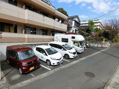 【駐車場】ライリッヒ・フーガ