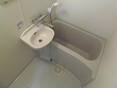 【浴室】レオパレスSereno