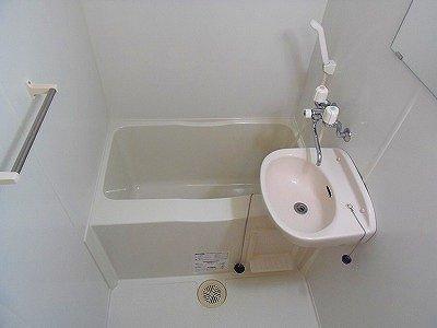 【浴室】レオパレスコンフォール大垣