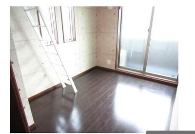 【居間・リビング】久留米市御井町(久留米大学前駅 )売アパート