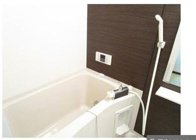 【浴室】久留米市御井町(久留米大学前駅 )売アパート