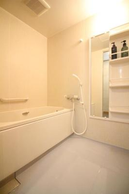 【浴室】スリーリング