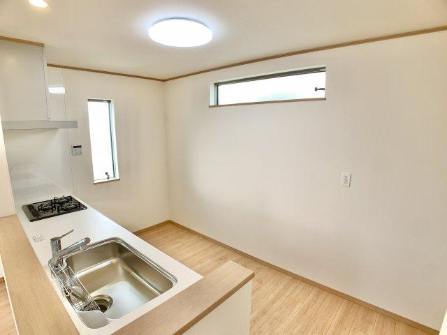 【キッチン】足立区入谷1丁目 全3棟 3号棟