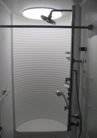 【浴室】イリスコート