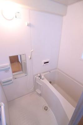 【浴室】多聞台パークシャトー
