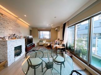 2021年9月4日提供 L字型のバルコニーに囲まれた2階LDKは陽当り・通風良好開放感のある屋上ルーフバルコニー 2021年9月4日提供