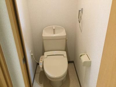 【トイレ】ピリアなかもず