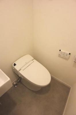 【トイレ】デザイアレジデンス桜新町
