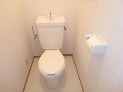 【トイレ】コーポわかば