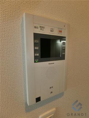 【セキュリティ】エステムコート難波WEST-SIDE Vアジュール