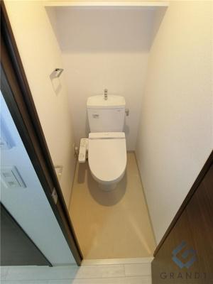 【トイレ】エステムコート難波WEST-SIDE Vアジュール