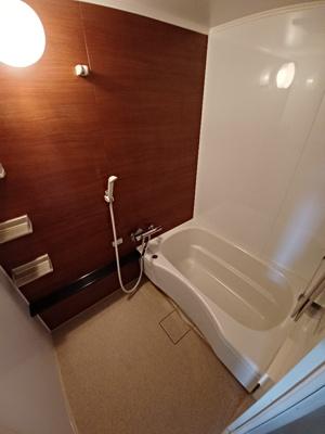 【浴室】丸菱ロイヤルハイム大口2