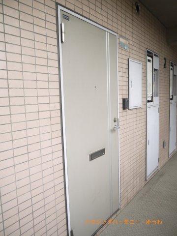 【玄関】グランべルジェ蓮根