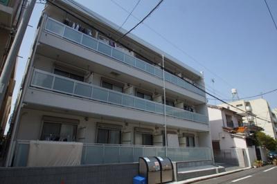 南武線「八丁畷駅」徒歩6分の築浅駅チカマンションです。