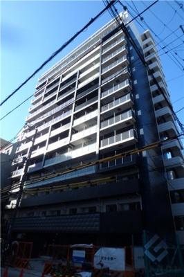 【外観】プレサンス堺筋本町センティス