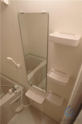 【浴室】プレサンスOSAKA江坂