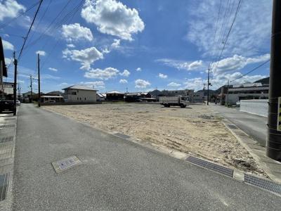 【外観】西脇市西脇売土地 8号地