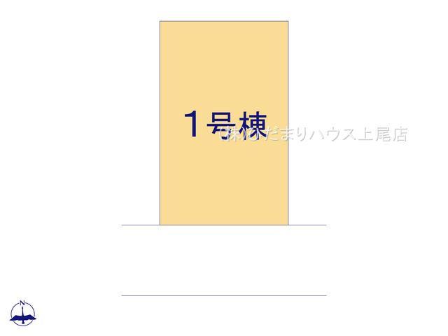 【区画図】蓮田市西新宿 21-2期 新築一戸建て リナージュ 01