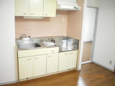【キッチン】コートK2