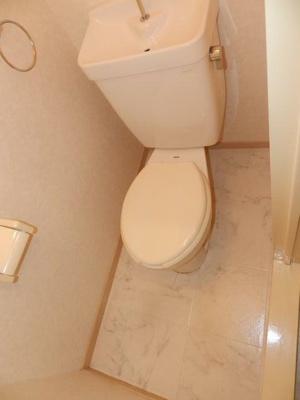 【トイレ】コートK2