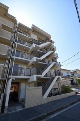 【外観】第1パークサイドマンション