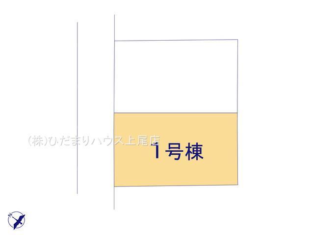 【区画図】見沼区東新井 20-1期 新築一戸建て リナージュ 01