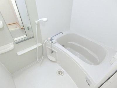 【浴室】クロス マウンテン