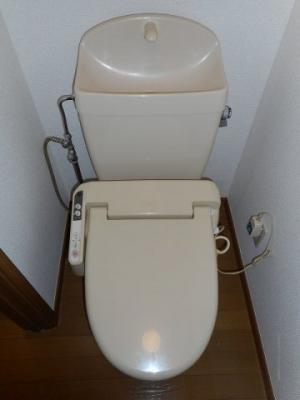 【トイレ】セレーノ松岡A