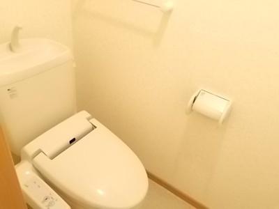 【トイレ】ラ・ミア・カーサC