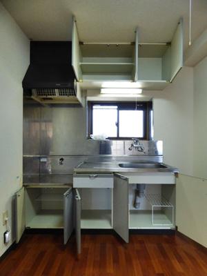 【キッチン】U-CREST