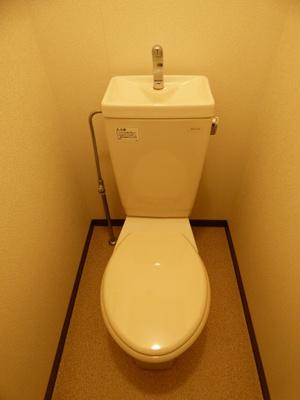 【トイレ】U-CREST