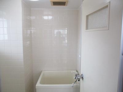 【浴室】島袋ハイツ
