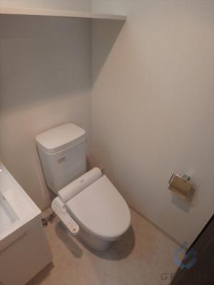 【トイレ】エステムコート難波WEST-SIDEⅡベイフレックス