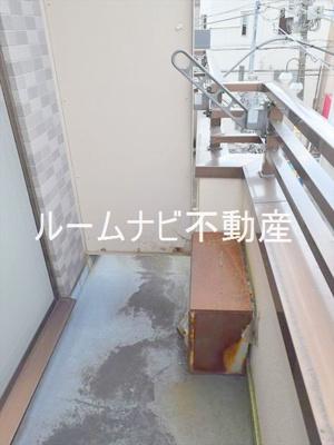 【バルコニー】ミグノネット