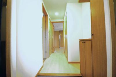 【玄関】ハイツピュアティ