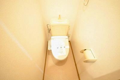 【トイレ】ハイツピュアティ