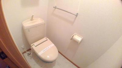 【トイレ】フィーノヴィラⅢ