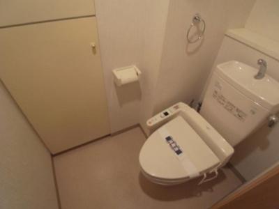 【トイレ】アルカーデンタワー入谷