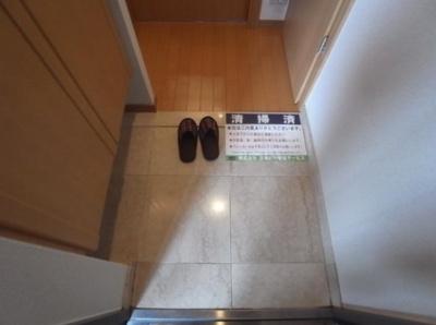 【玄関】アルカーデンタワー入谷