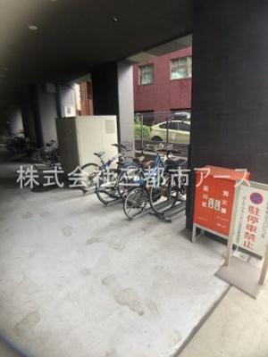 【駐車場】ガーラ・グランディ五反田