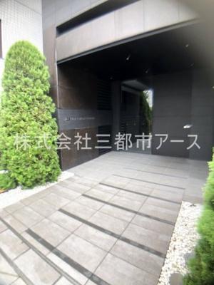 【エントランス】ガーラ・グランディ五反田