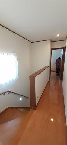 2階廊下部分です