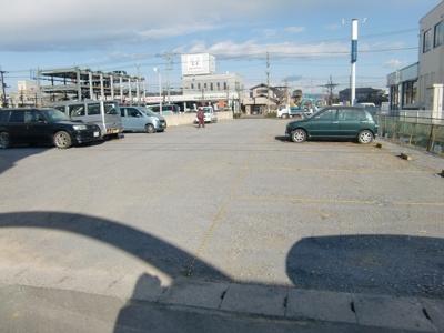 【外観】新島町駐車場