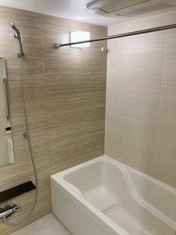 【浴室】オハナ北習志野