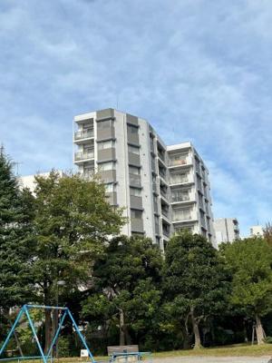 【外観】デュオ・スカーラ大島 6階 角 部屋 2004年築 リ ノベーション