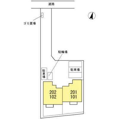 【区画図】ファインセジュール