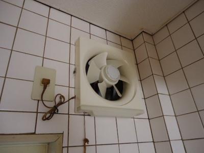 キッチン換気扇