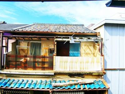 【展望】東浅香山町テラスハウス