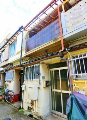 【外観】東浅香山町テラスハウス