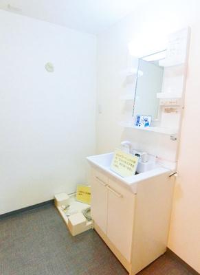 【洗面所】東浅香山町テラスハウス